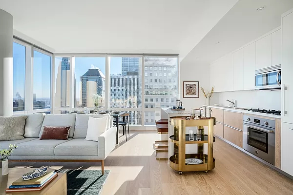 2 Bedrooms, Financial District Rental in NYC for $7,615 - Photo 1