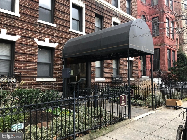 1 Bedroom, Mount Vernon Square Rental in Washington, DC for $1,800 - Photo 1