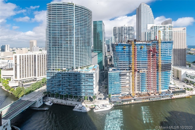 Studio, Miami Financial District Rental in Miami, FL for $2,000 - Photo 1