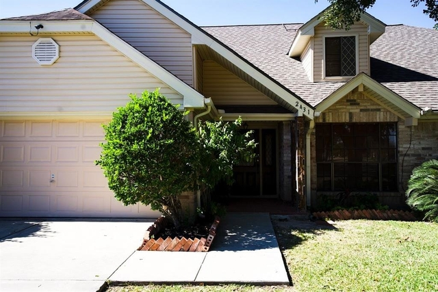 3 Bedrooms, Barrington Place Rental in Houston for $1,800 - Photo 1