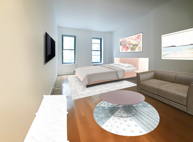 Studio, Civic Center Rental in NYC for $1,543 - Photo 1