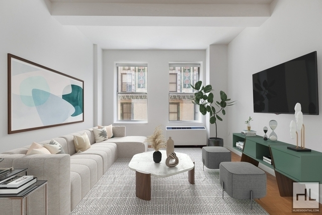 2 Bedrooms, Financial District Rental in NYC for $6,195 - Photo 1