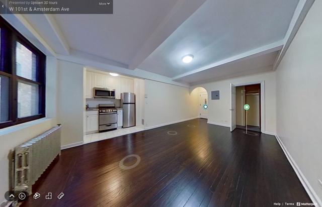 Studio, Manhattan Valley Rental in NYC for $1,955 - Photo 1