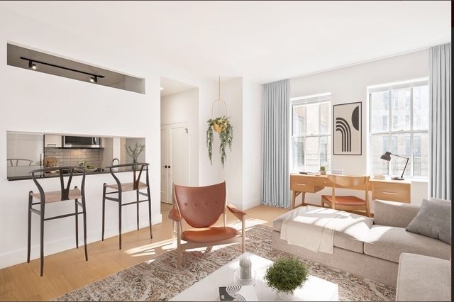 1 Bedroom, Financial District Rental in NYC for $2,213 - Photo 1