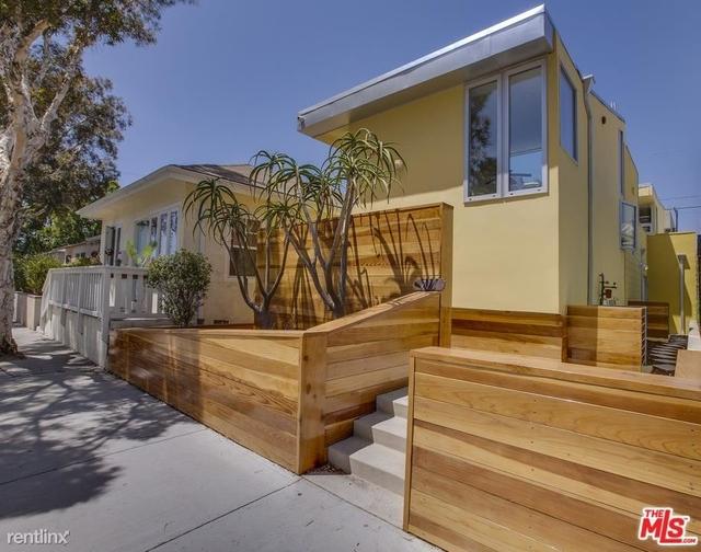 3 Bedrooms, Ocean Park Rental in Los Angeles, CA for $6,900 - Photo 1