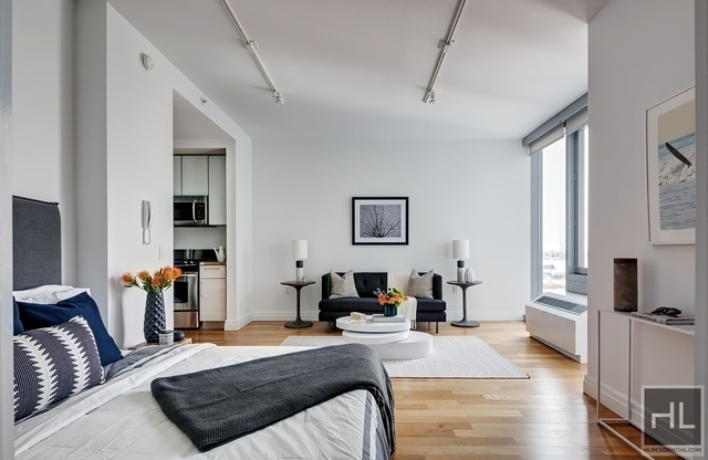 Studio, Hell's Kitchen Rental in NYC for $2,456 - Photo 1