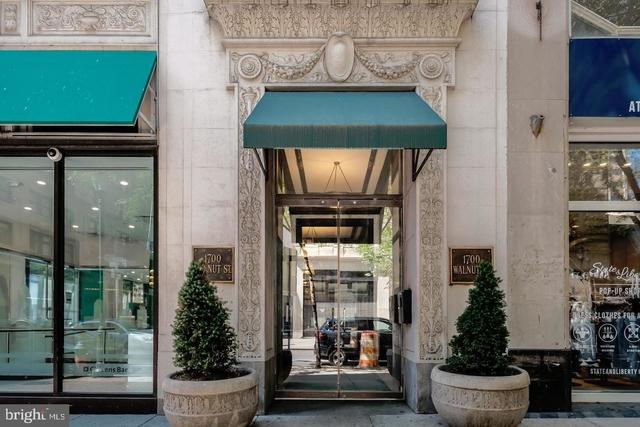 1 Bedroom, Rittenhouse Square Rental in Philadelphia, PA for $1,900 - Photo 1