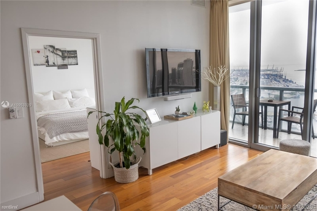 1 Bedroom, Park West Rental in Miami, FL for $2,650 - Photo 1