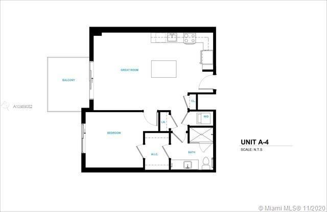 1 Bedroom, Sportsmans Park Rental in Miami, FL for $1,965 - Photo 1