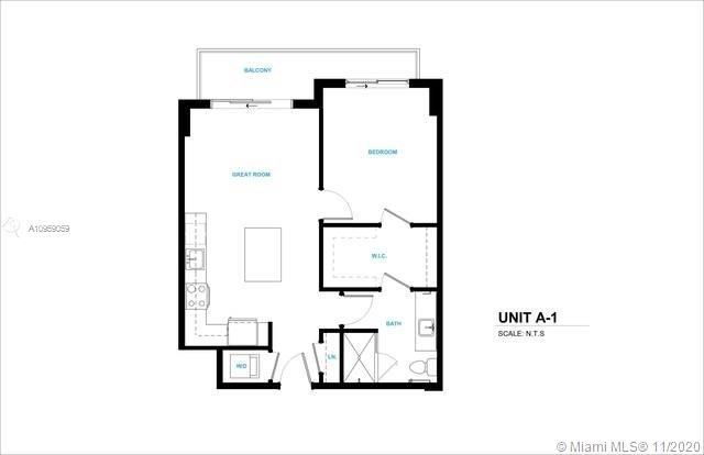 1 Bedroom, Sportsmans Park Rental in Miami, FL for $1,855 - Photo 1
