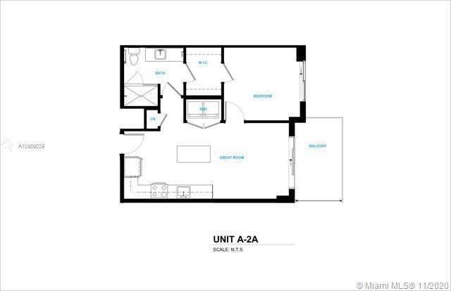 1 Bedroom, Sportsmans Park Rental in Miami, FL for $1,775 - Photo 1