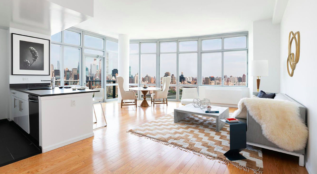 2 Bedrooms, Hunters Point Rental in NYC for $4,610 - Photo 1