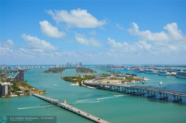 2 Bedrooms, Omni International Rental in Miami, FL for $4,000 - Photo 1