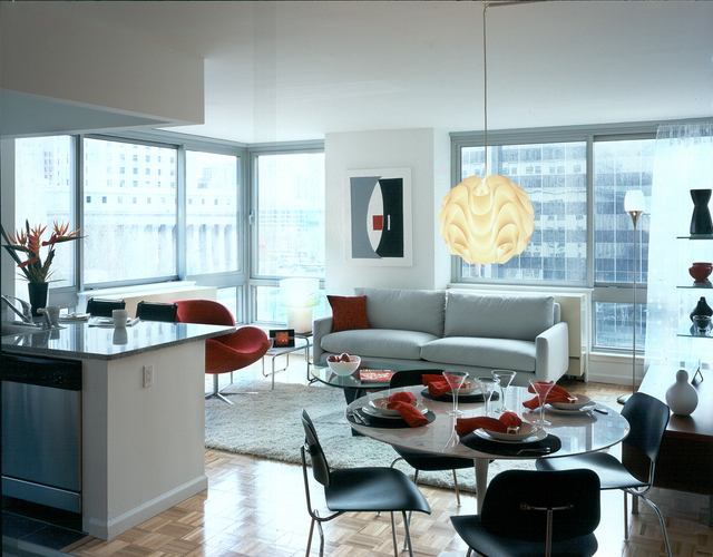 Studio, Civic Center Rental in NYC for $2,666 - Photo 1