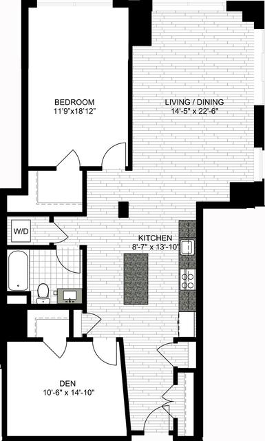 1 Bedroom, Downtown Boston Rental in Boston, MA for $3,355 - Photo 1