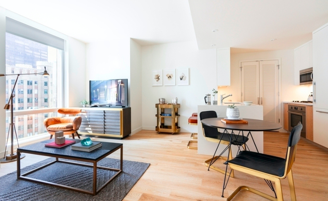 1 Bedroom, Financial District Rental in NYC for $4,657 - Photo 1