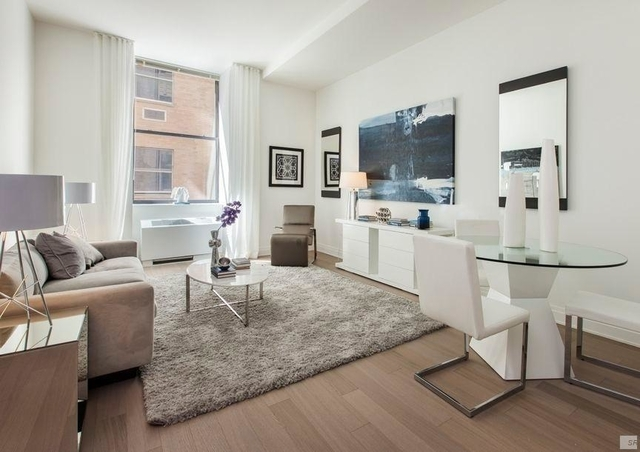 1 Bedroom, Financial District Rental in NYC for $4,881 - Photo 1