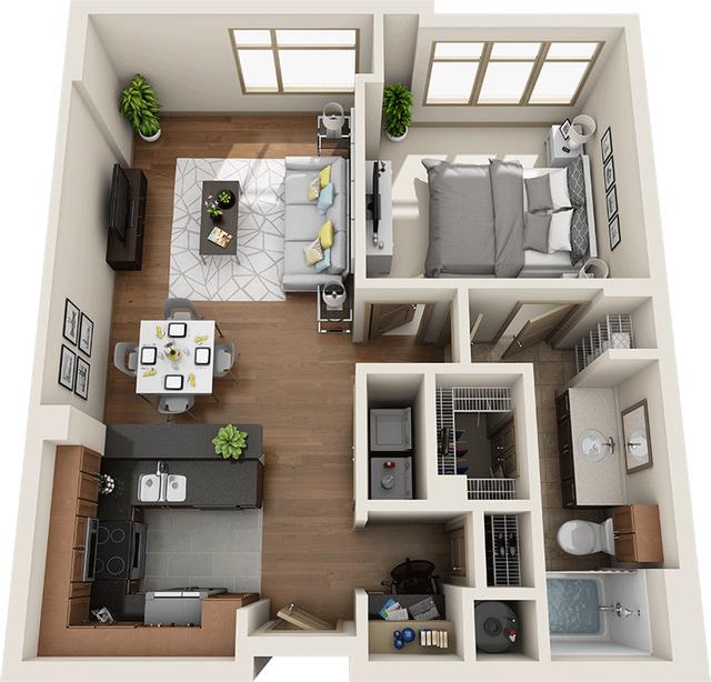1 Bedroom, University City Rental in Philadelphia, PA for $2,480 - Photo 1