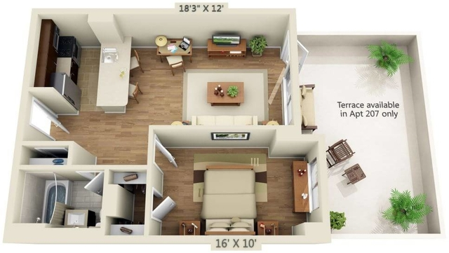 1 Bedroom, Chelsea Rental in NYC for $3,015 - Photo 1