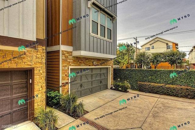 3 Bedrooms, Washington Avenue - Memorial Park Rental in Houston for $3,260 - Photo 1