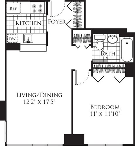 1 Bedroom, Chelsea Rental in NYC for $3,387 - Photo 1