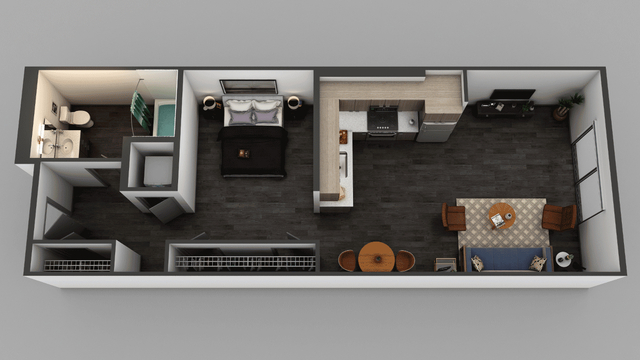 Studio, Little Tokyo Rental in Los Angeles, CA for $1,943 - Photo 1