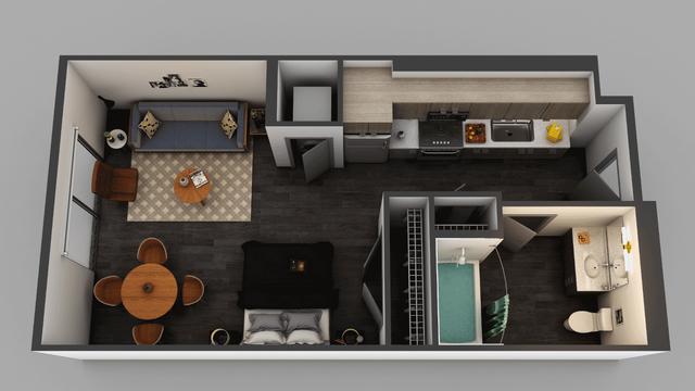 Studio, Little Tokyo Rental in Los Angeles, CA for $1,645 - Photo 1