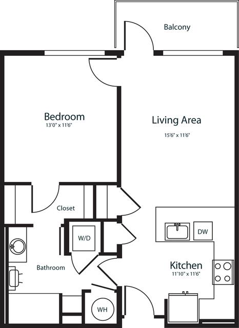 1 Bedroom, Uptown Rental in Denver, CO for $1,935 - Photo 1