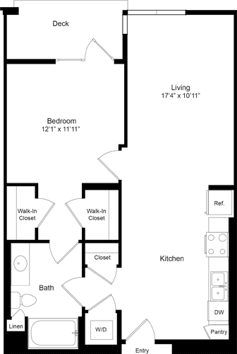1 Bedroom, Westchester Rental in Los Angeles, CA for $2,886 - Photo 1