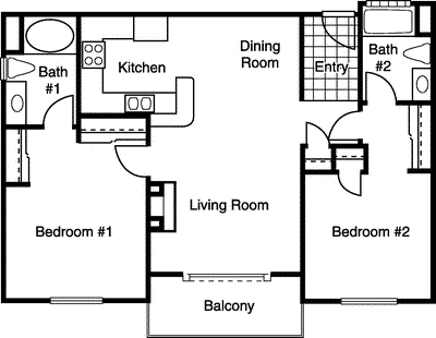 2 Bedrooms, Westside Rental in Los Angeles, CA for $3,414 - Photo 1