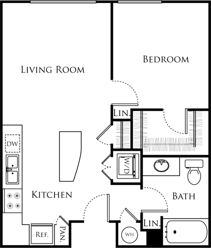 1 Bedroom, Chinatown Rental in Los Angeles, CA for $1,893 - Photo 1