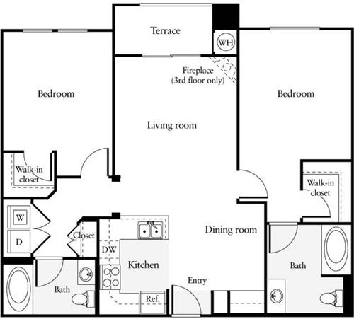 2 Bedrooms, Westdale Rental in Los Angeles, CA for $3,492 - Photo 1