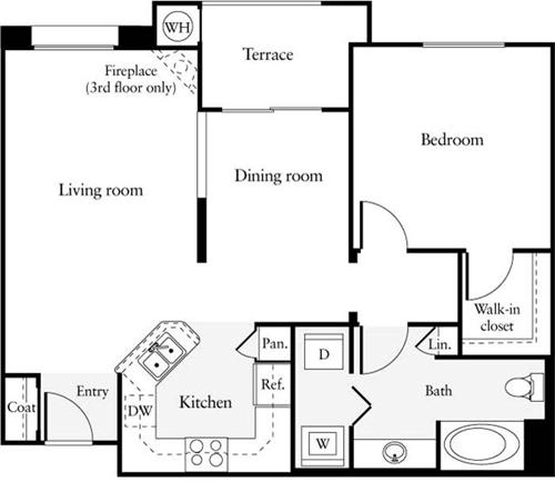 1 Bedroom, Westdale Rental in Los Angeles, CA for $2,878 - Photo 1