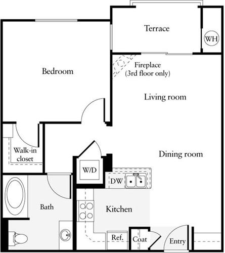 1 Bedroom, Westdale Rental in Los Angeles, CA for $2,977 - Photo 1