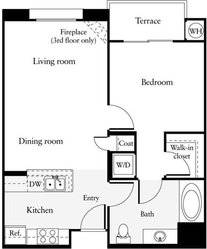1 Bedroom, Westdale Rental in Los Angeles, CA for $2,712 - Photo 1