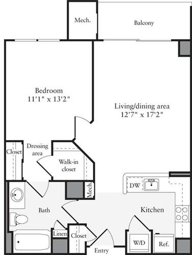 1 Bedroom, Lyon Village Rental in Washington, DC for $2,270 - Photo 1