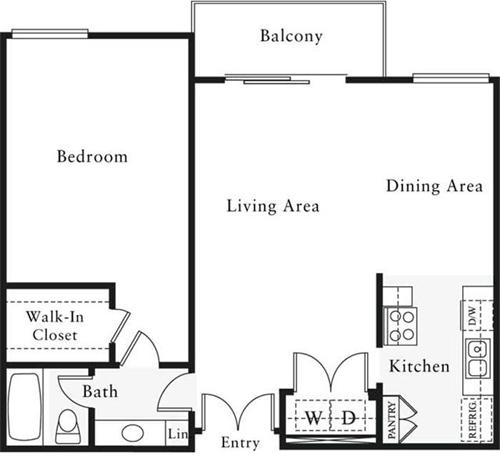 1 Bedroom, Marina del Rey Rental in Los Angeles, CA for $2,890 - Photo 1