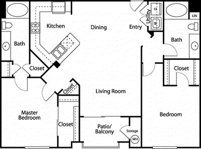 2 Bedrooms, Woodland Hills-Warner Center Rental in Los Angeles, CA for $3,002 - Photo 1