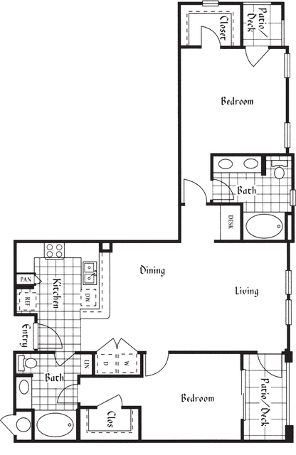 2 Bedrooms, Valencia Rental in Santa Clarita, CA for $2,955 - Photo 1