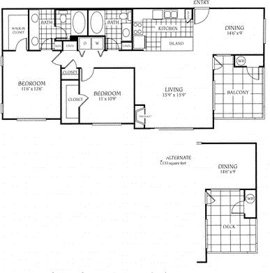 2 Bedrooms, Valencia Rental in Santa Clarita, CA for $2,865 - Photo 1