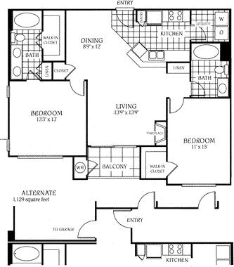 2 Bedrooms, Valencia Rental in Santa Clarita, CA for $2,885 - Photo 1