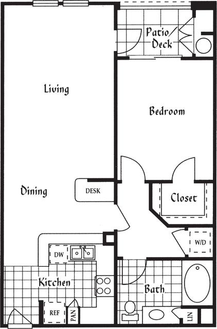 1 Bedroom, Valencia Rental in Santa Clarita, CA for $2,545 - Photo 1