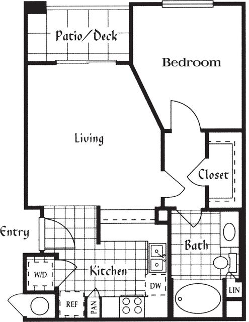 1 Bedroom, Valencia Rental in Santa Clarita, CA for $2,310 - Photo 1