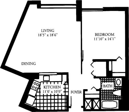 1 Bedroom, Malden Center Rental in Boston, MA for $2,450 - Photo 1