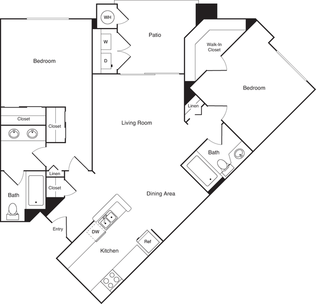 2 Bedrooms, Saugus Rental in Santa Clarita, CA for $2,585 - Photo 1