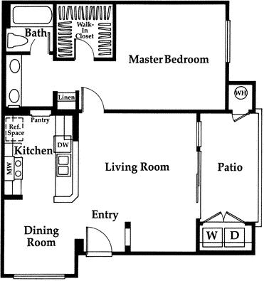 1 Bedroom, Saugus Rental in Santa Clarita, CA for $2,455 - Photo 1