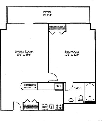 1 Bedroom, Mid-Cambridge Rental in Boston, MA for $2,015 - Photo 1
