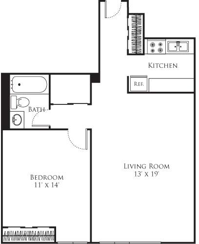 1 Bedroom, Mid-Cambridge Rental in Boston, MA for $2,090 - Photo 1