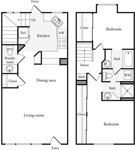 2 Bedrooms, Verdugo Viejo Rental in Los Angeles, CA for $3,136 - Photo 1