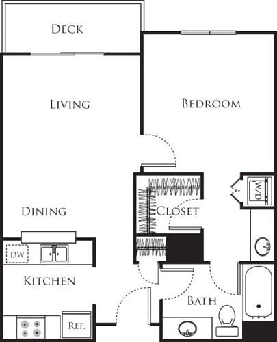 1 Bedroom, Downtown Pasadena Rental in Los Angeles, CA for $2,498 - Photo 1